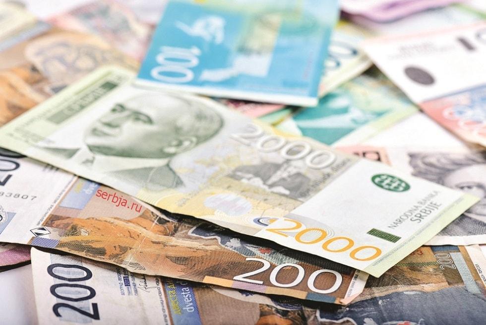 курс валюты сербии к рублю евро доллару