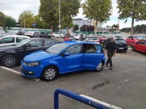 аренда машины в сербии цены