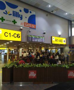 аэропорт Николы Тесла Белград