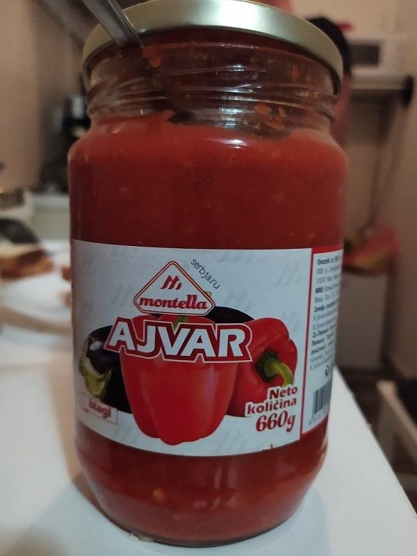 айвар икра из перцев