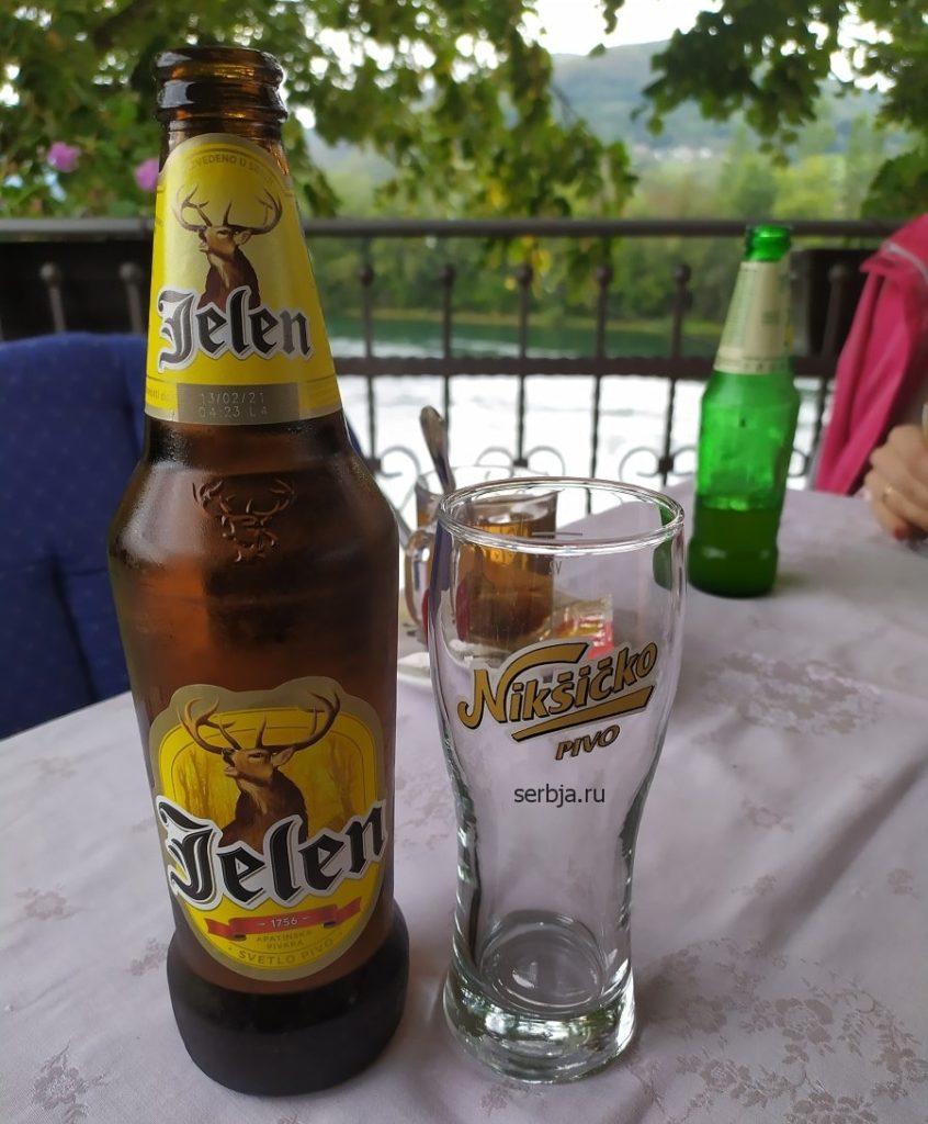 пиво в сербии