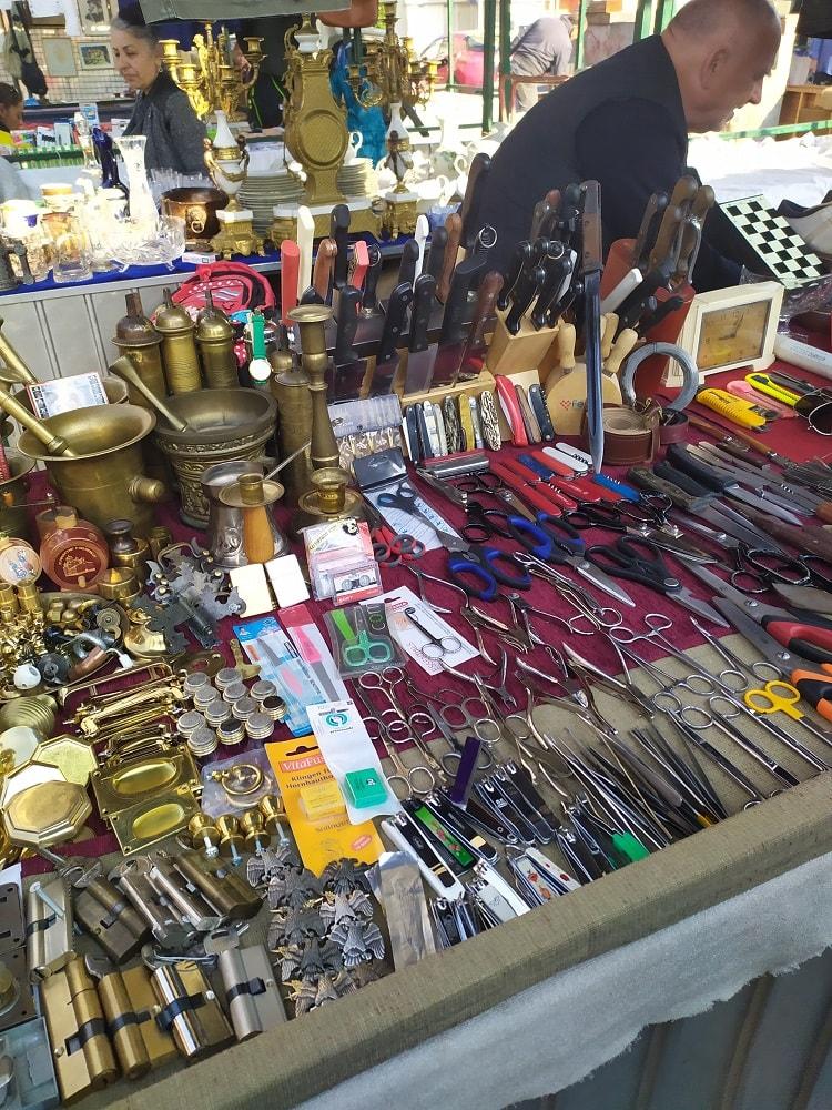 блошинный рынок в белграде