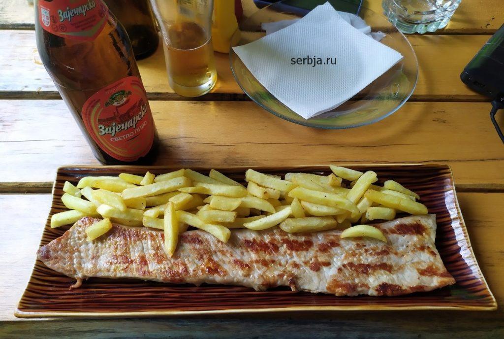 мясные блюда сербии