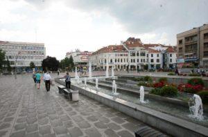 Главная площад Чачак