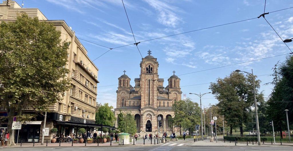 Церковь Святого марка что посмотреть