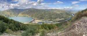Плотина Перчацкое озеро Босния
