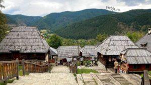 деревня кустурицы дрвенград
