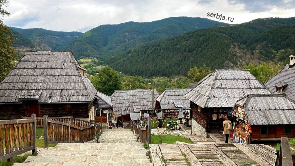 Дрвенград Кустурицы