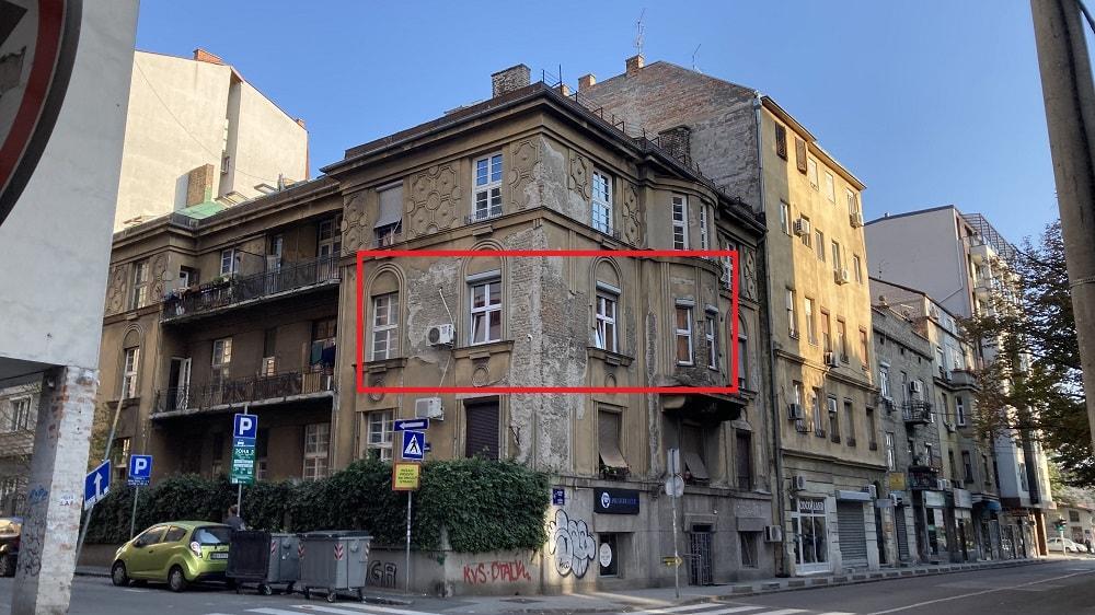 отличные апартаменты в Белграде