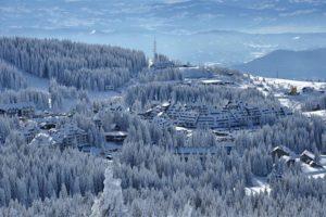 Копаоник горнолыжный курорт Сербии
