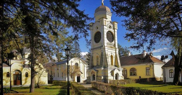 Церковь Святого Духа Крагуевац