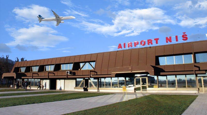 аэропорт Ниш Константина Великого