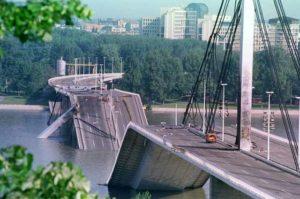 Мост Нови Сад Нато 1999