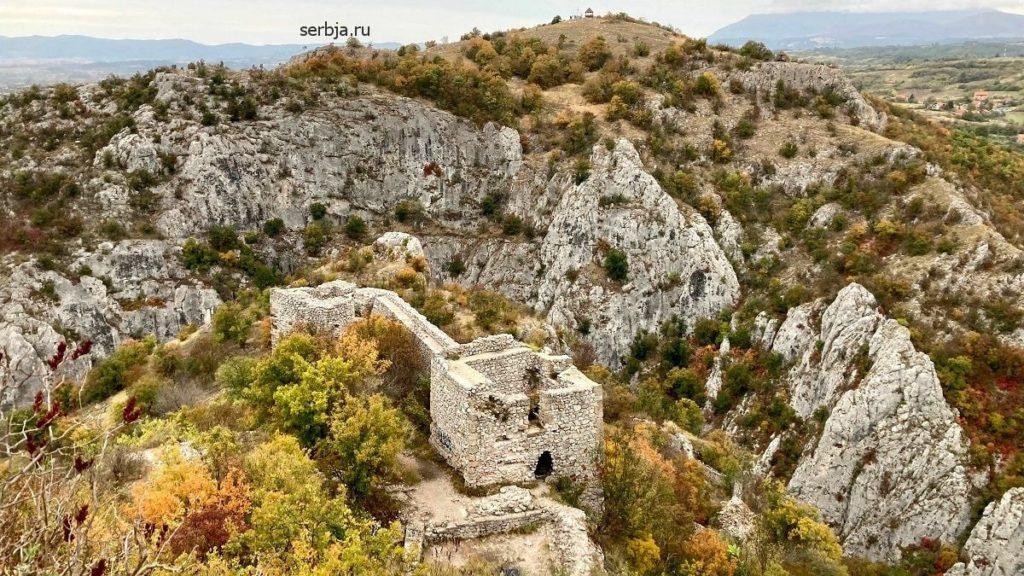список самых красивых городов сербии