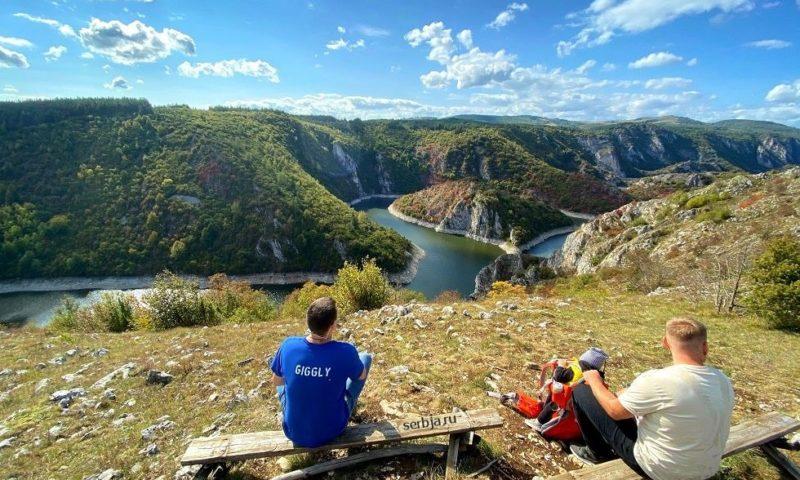 туристический сезон сербии