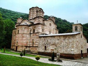 Монастырь Раваница в Сербии