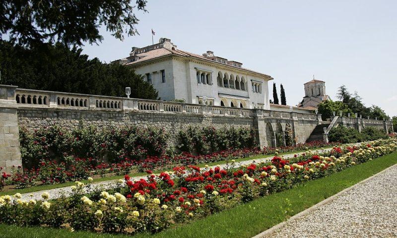 Королевский комплекс в Белграде