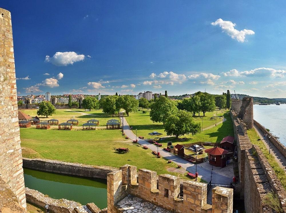 смедеревская крепость