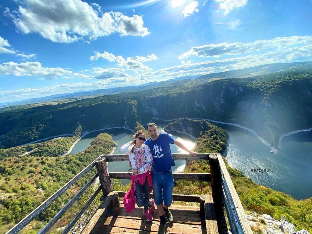 национальные парки сербии