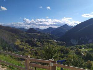 Долина с видом на Заовине