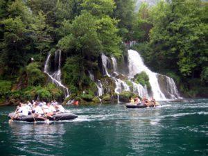 Водопад Врело Дрина