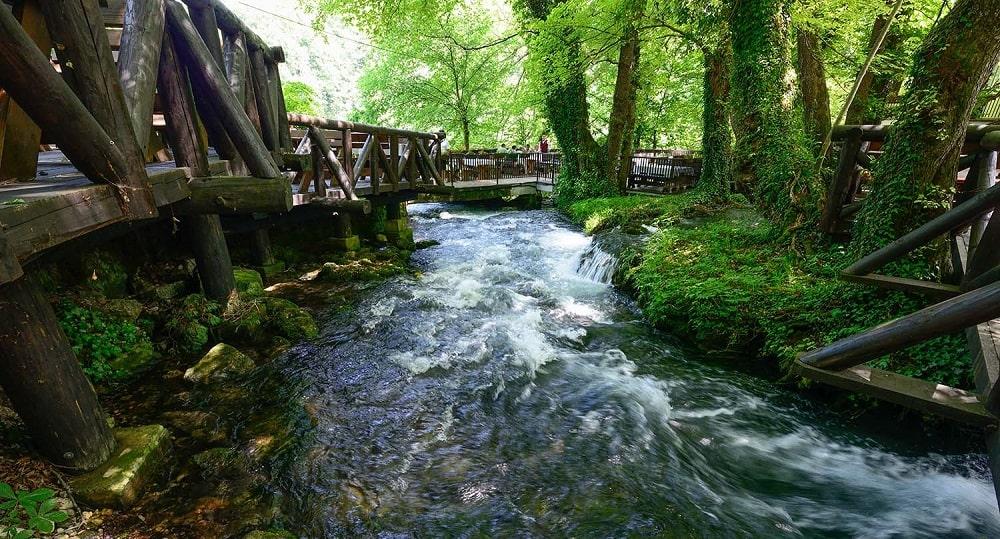самая короткая река европы