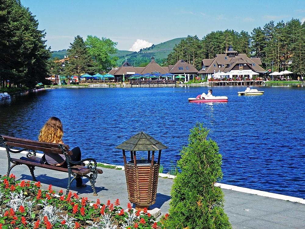 Горнолыжный курорт Златибора