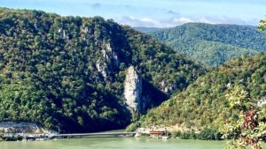 Царь Децебал со стороны Сербии