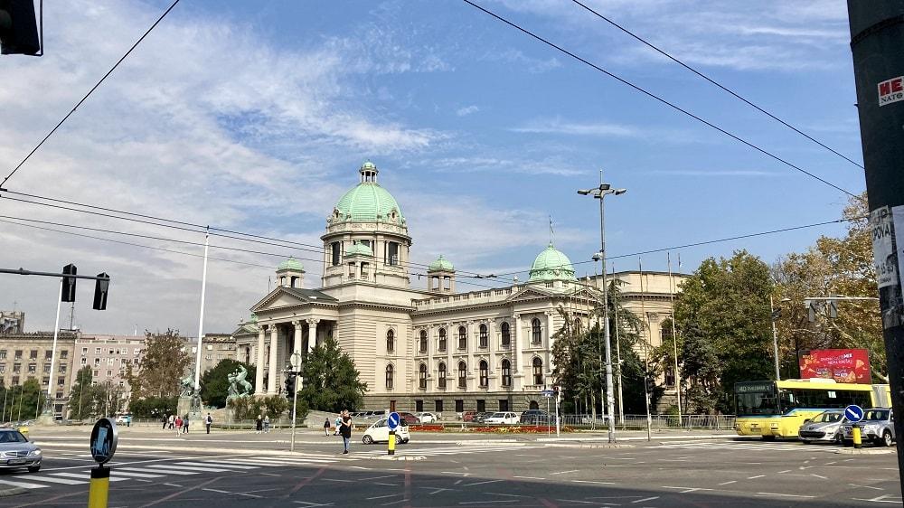 экскурсии по Сербии