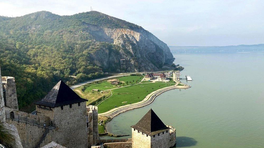Голубацкая крепость в Сербии