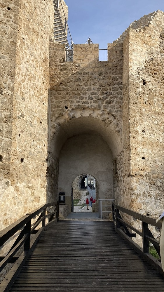 история голубацкой крепости