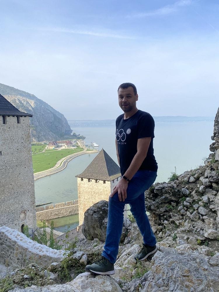 сербия голубац