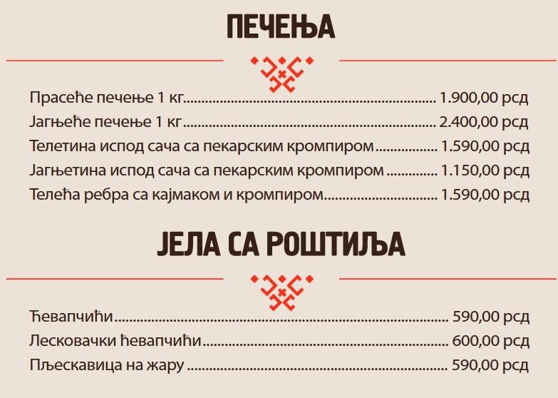 Лучшие рестораны Белграда