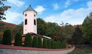 Атомска Баня монастырь Вуян