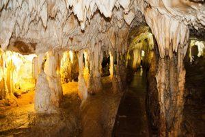 Ресавская пещера проход