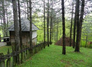 этно музей Старо село в Сербии возле златибора