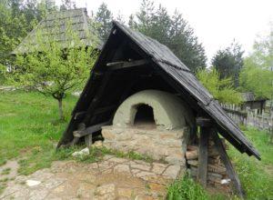 Пекарня для хлеба Старо Село Сербия